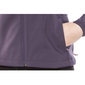 The North Face Tanken Highloft Softshell Jas Dames violet